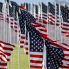 9-11 flags