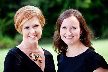 Kristi Corley (Founder) and Elisabeth Myrick (Managing Editor)