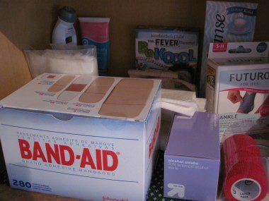Plenty of Band-Aids!