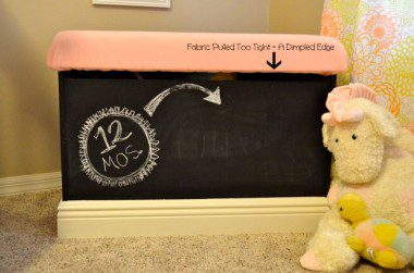 Toy Box Fabric example