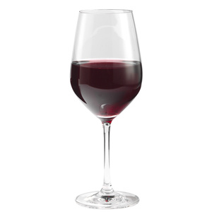 A glass of Red Wine is your best option