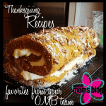 Recipe Collection: Thanksgiving Favorites From Your OMB Team