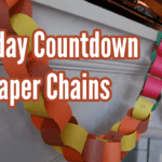 Holiday Countdown: Paper Chains