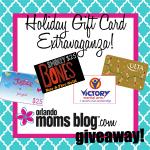 {Giveaway} Holiday Gift Card Extravaganza!