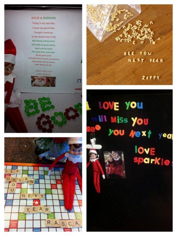 5 Fun Ways To Say Goodbye To Your Elf On The Shelf