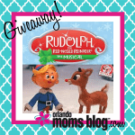 {Giveaway} Rudolph The Red-Nosed Reindeer®