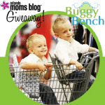 {Giveaway} The Buggy Bench!