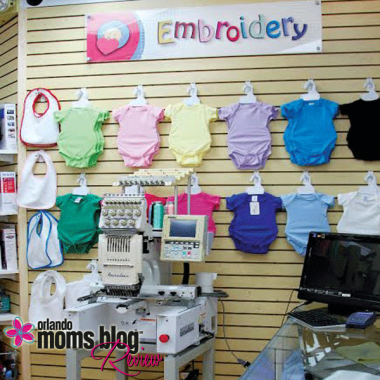 MacroBaby embroidery