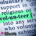 If you can't be a volunteer, volunteer to support one!