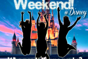 Girls' Weekend at Disney