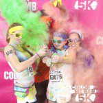 """Color Me Rad"" 5k GIVEAWAY"