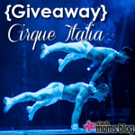 {Giveaway} Cirque Italia