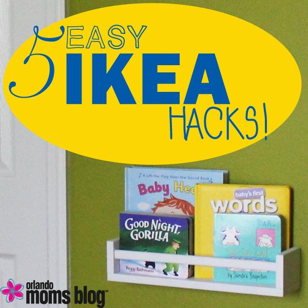 5 easy IKEA Hacks!
