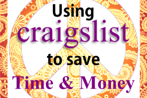 Using Craigslist to Save Time and Money