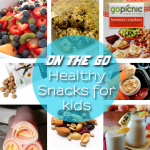 On-the-Go Healthy Snacks for Moms and Kids