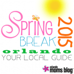 Spring Break Orlando 2015: your local guide