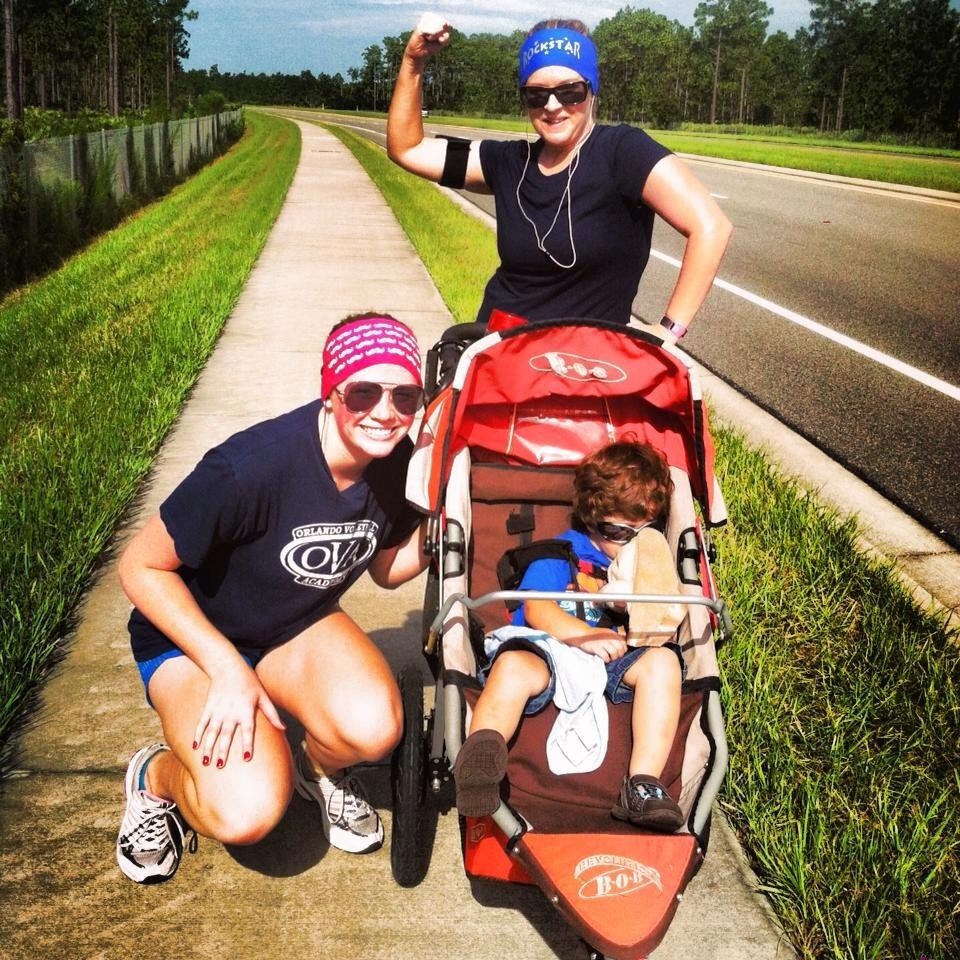 Running Strollers 101
