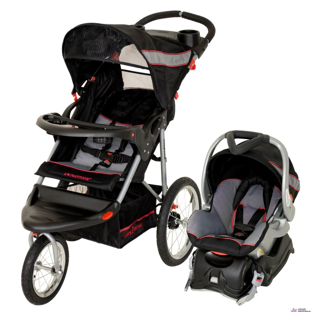 Baby Trend Expedition Travel System With Car Seat