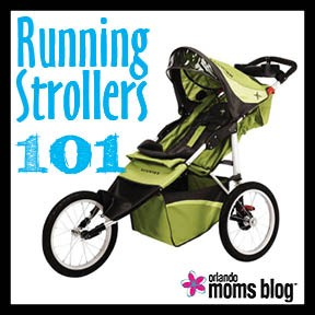running strollers