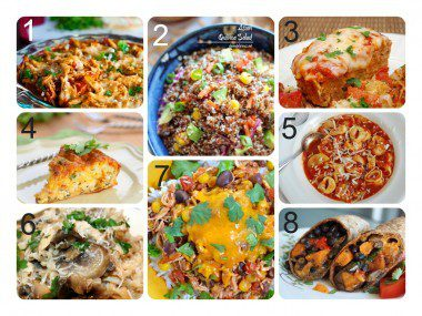 Shannon M's blog on make-ahead meals