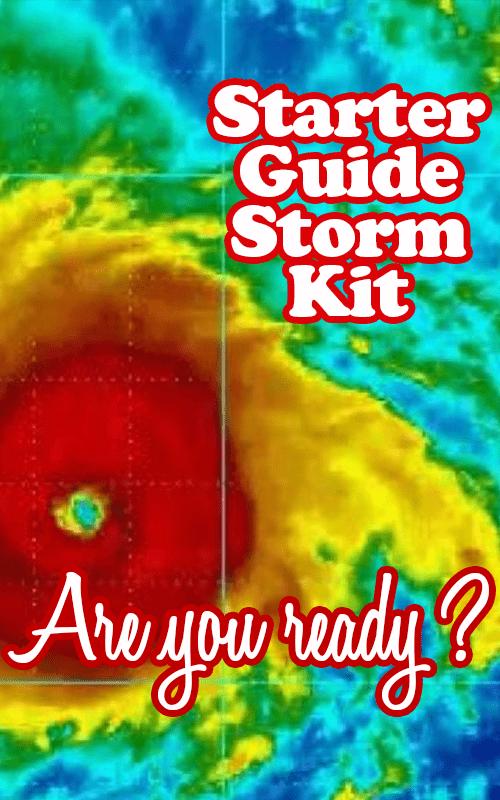 Hurricane Starter Kit