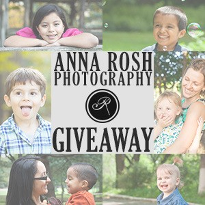 Anna Rosh Photography Giveaway!