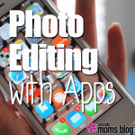 Photo Editing with Apps