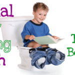 {National Potty Training Month} part 1: Potty Training Bootcamp
