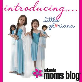 Little Gloriana  Mini & Me!