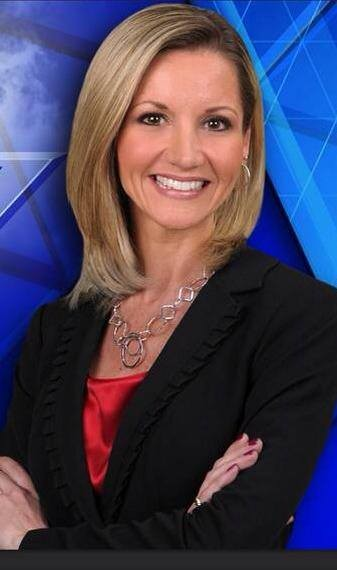Meteorologist Amy Sweezey from WESH2 News!