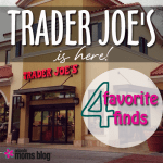 Trader Joe's is here!