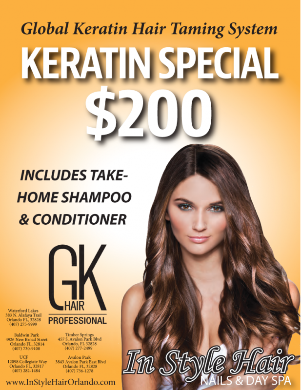In Style Keratin Special
