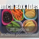 {Back to School} Lunch Box Ideas