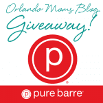 {Giveaway! 1 Month Unlimited Classes to Pure Barre Orlando!}