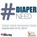 Diaper Need Awareness Week