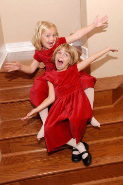 """""""The"""" red dress debut in 2009"""