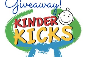 Kinder-Kicks Giveaway!