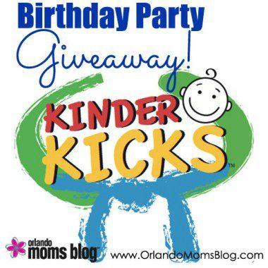 Kinder-Kicks Giveaway!