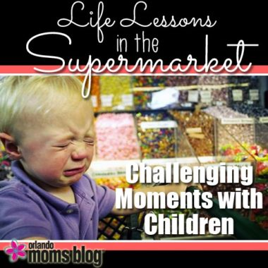 Challenging moments with Children