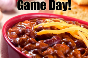 A Chili-rrific Game Day!