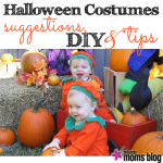What Costume Will Your Child Wear On Halloween?