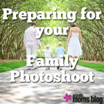 Preparing for your Family Photoshoot