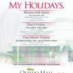 HOLIDAY EVENTS AT OVIEDO MALL