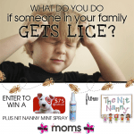 {LICE} The Nit Nanny to the Rescue!