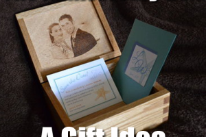 The Anniversary Box: A Gift Idea Photo from lumberjocks.com