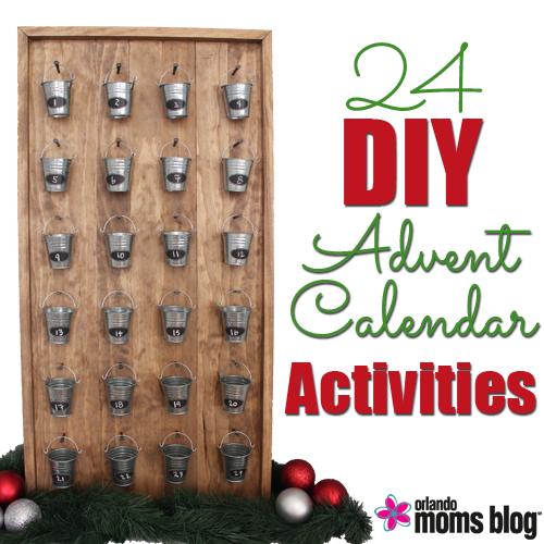 DIY Advent Calendar Activities