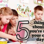 5 Easy Daycare Tips