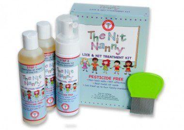 The Nit Nanny Kit