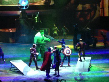The Incredible Hulk!!
