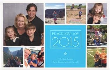 "My Family's ""Real"" Christmas Card"